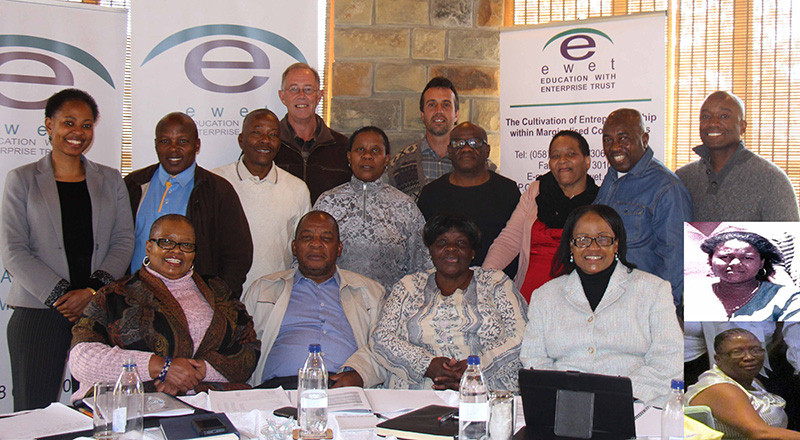EWET Team Aug 2015